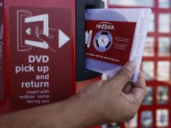 Redbox DVD rental rates will rise to $1.20 a day.