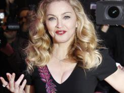 Madonna is a partner with the dance channel DanceOn as part of YouTube's new entertainment initiative.
