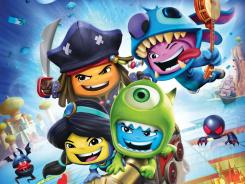 Kids can explore their favorite Disney-created worlds in 'Disney Universe.'