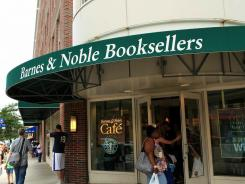 A Barnes & Noble store in New York.