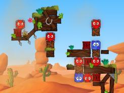 You might like 'Aiko Island HD' if you enjoy games like 'Angry Birds.'