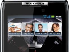 The Motorola Droid Razr will be available Friday for $300 from Verizon Wireless.