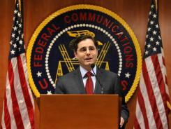 Federal Communications Commission Chairman Julius Genachowski.