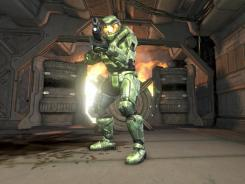 A screenshot from 'Halo.'