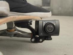 Swann's HD action camera costs about $280.