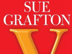 Sue Grafton's 'V is for Vengeance.'