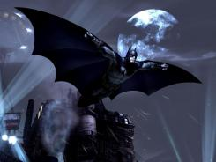 Knight shift:  Batman isback in  Arkham City ,