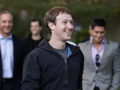 Flaw exposes Facebook CEO's photos