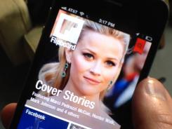 Flipboard for iPhone released