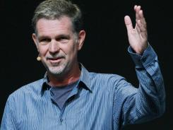 """""""If you fundamentally believe Internet video will change the world in 20 years, we are the leading play on that basis,"""" says Netflix CEO Reed Hastings."""
