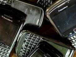 Smartphones have progressed past their BlackBerry predecessors.