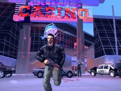 'Grand Theft Auto' works well on a smaller screen.