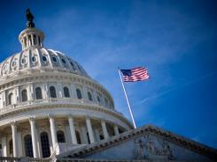 Both chambers of Congress are set to address bills that deal with online copyright infringement.