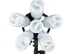 Spiderlites offer a relatively cost effective way to light a home studio.