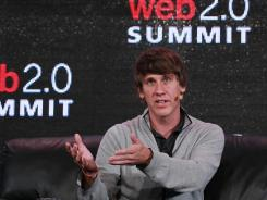 Foursquare co-founder Dennis Crowley.