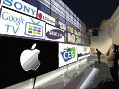Internet-connected TVs will be a big part of CES this year. And just about everyone in tech expects Apple at some point to launch such a television.
