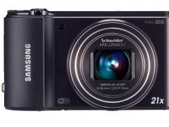 The WB850F tops the Samsung compact lineup for 2012.