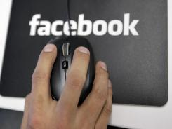 A man suing for part ownership of Facebook was fined $5,000 for failing to comply with a court order.