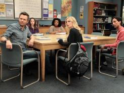 A scene from the NBC show 'Community.'