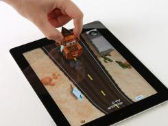 "Disney's ""Cars 2 AppMATes"" is a toy-plus-app combo."