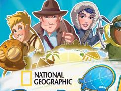 """National Geographic Challenge"" is a new trivia game that showcases gorgeous vistas from around the world."