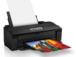 Use the Artisan 1430 to print high-quality large photos.