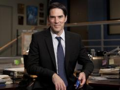 Thomas Gibson owns many cameras but often shoots with his iPhone.