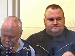 Kim Dotcom: To be in court Monday.