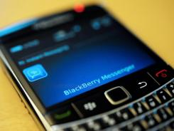 Research In Motion's most famous device is the Blackberry smartphone.