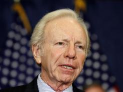 Sen. Joe Lieberman says &quot;where the market has failed, and critical systems are insecure, the government has a responsibility to step in.&quot;