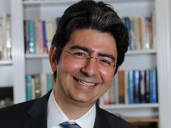 EBay founder Pierre Omidyar.