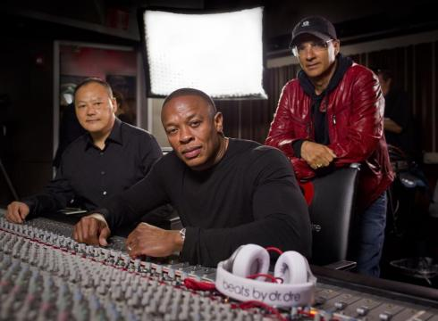 Interscope Records Owner Dre And Interscope Records