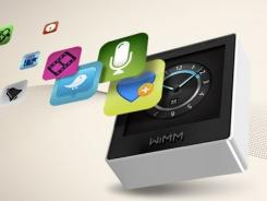 The Wimm One is a smart watch that can display text messages and other information.