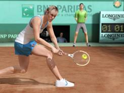'Grand Slam Tennis 2' isn't an ace, but it is a fun play.
