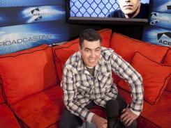Comedian Adam Carolla.