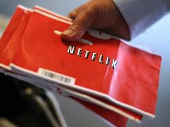 Netflix customer satisfaction fell 14% last year.
