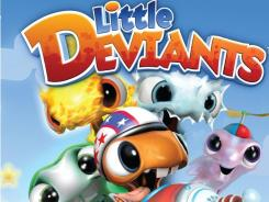 'Little Deviants,' one of Sony's launch titles for the new PlayStation Vita, showcases the novel ways to play video games on this handheld.