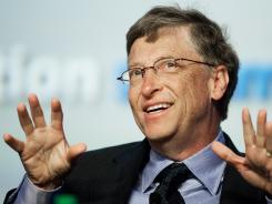 Microsoft leader Bill Gates invested in a start-up company to create safer, smaller and more efficient nuclear power plants.