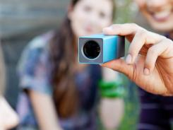 The Lytro camera, which lets you shoot first and focus later, will be available to consumers by the end of the week.