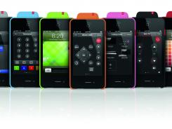 The VooMote Zapper can turn your iPhone or iPod touch into a universal remote control.