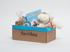 BarkBox delivers new products to your pup every month.