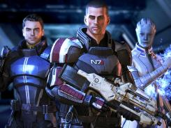 'Mass Effect 3' arrives Tuesday for Playstation 3, XBox 360 and Windows PCs.