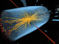 Scientists hope to know whether or not the 'God particle' exists by the end of 2012.