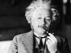 According to Albert Einstein, neutrinos are supposed to travel at the same speed as light