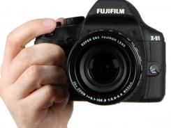 The Fujifilm X-S1.