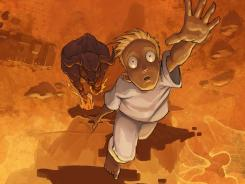 'Requiem: Unleashed' is a thrilling adventure designed for iPhone, iPod touch and iPad.