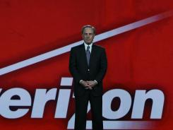 Verizon CEO Ivan Seidenberg.