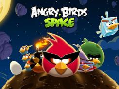 'Angry Birds Space' is out in stores today.