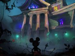 'Disney Epic Mickey 2' will once again star the titular character in Wasteland, a dystopian Disney landscape.