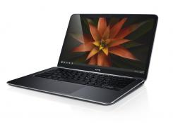 The Dell XPS ultrabook.